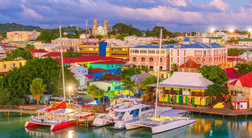 : Antigua and Barbuda